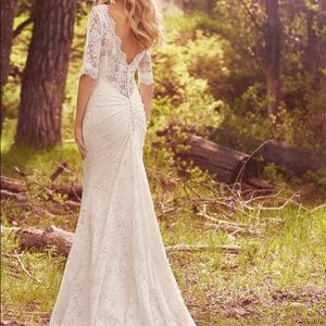 Maggie Sottero McKenzie wedding dress